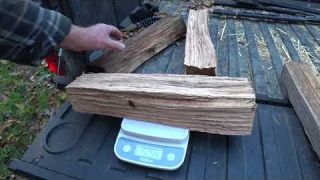Ways to Tell If Firewood Is Dry - Cords Of Wood For Sale!