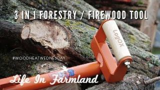 If You Cut Firewood, This is a Great tool!
